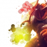 wallpaper_alistar__the_minotaur_by_flakelorenz-d5vlno1