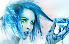 a_girl_with_blue_hair_lips_eyes_and_skin_with_green_make-up_holding_a_crystal_dripping_blueness.1920x1200.7e1f5f1f