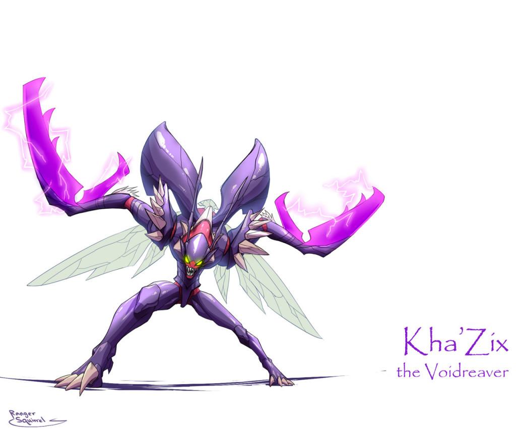 League-Of-Legends-фэндомы-Kha'Zix-936752