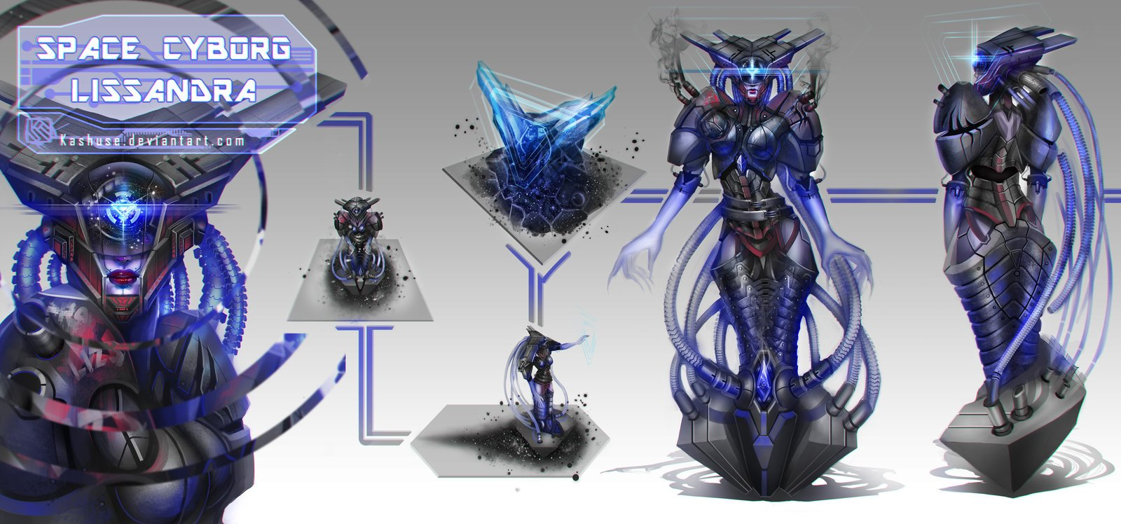 league_of_legends_lissandra_space_cyborg_concept_by_kashuse-d6wt50a