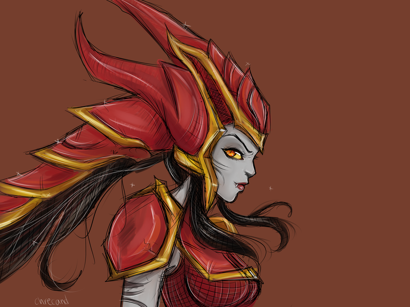 shyvana__the_half_dragon_by_chrecand-d4eohn7