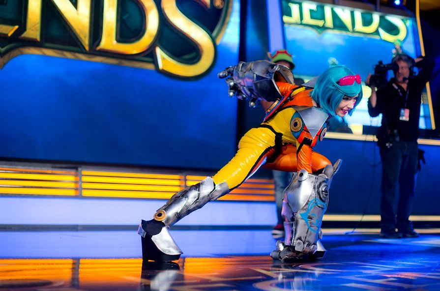 Neon Strike Vi cosplay | League of Legends PL - newsy ...