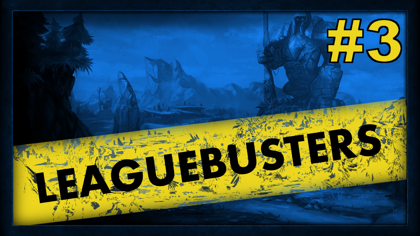 leaguebusters#3logo