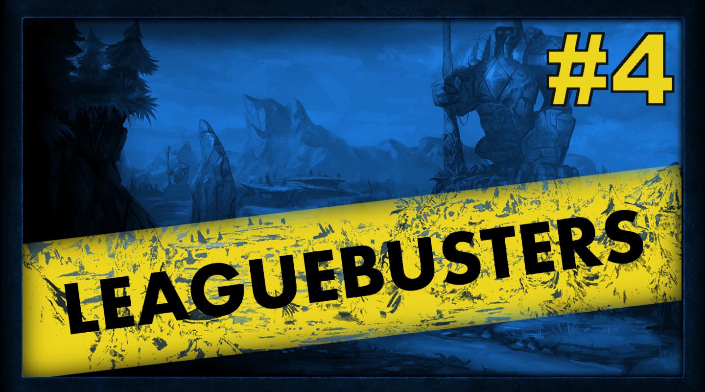 leaguebusters#4logo