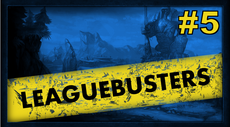 leaguebusters#5logo