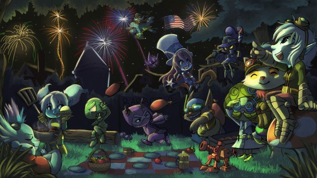 league_of_legends___july_art_contest___yordles_by_chocochaofun-d6ds0a1