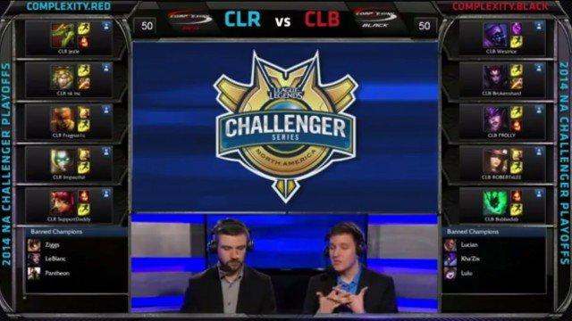 picks and bans lobby champion select