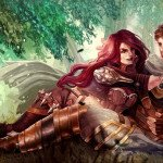 art_trade_shinaa__katarina_and_garen_by_skyzocat-d6eslpd