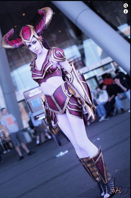 shyvana_cosplay