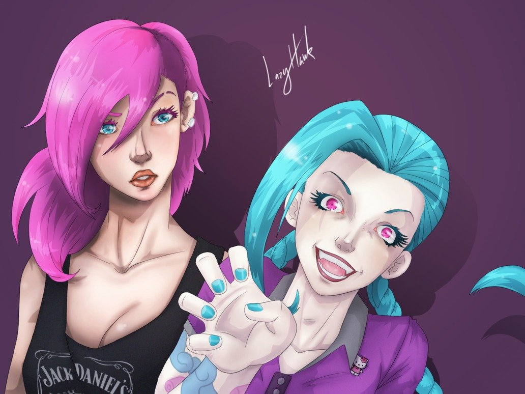 vi_and_jinx___league_of_legends_fanart_by_lazyhawk-d6prqjr