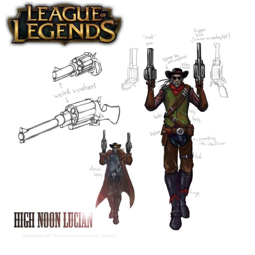 lol___high_noon_lucian_skin_model_sheet_by_sword13-d6zl8mw