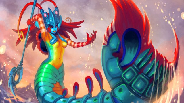 mantis_shrimp_nami_by_kuthinks-d6w4mz7