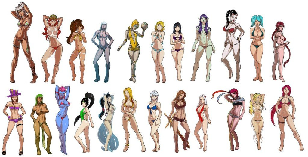 original_resolution_swimsuit_lol_girls_by_chakrahn-d4xpdcp