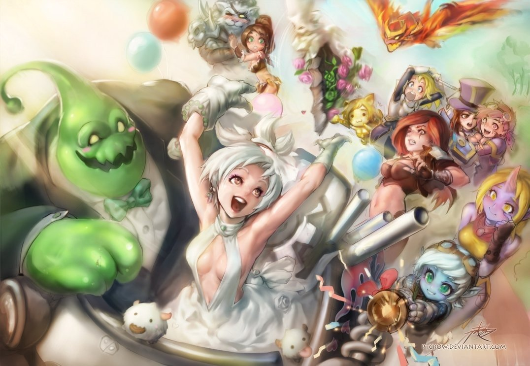 _zac_x_riven__we_just_got_married__by_ptcrow-d6tl8ka