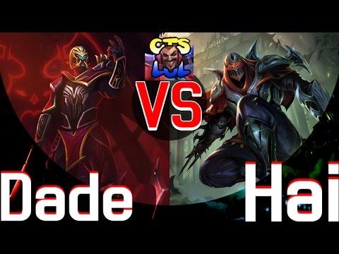 Dade vs Hai