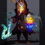 los de dios thresh 150x150 Egyptian Princess Diana [custom skin]
