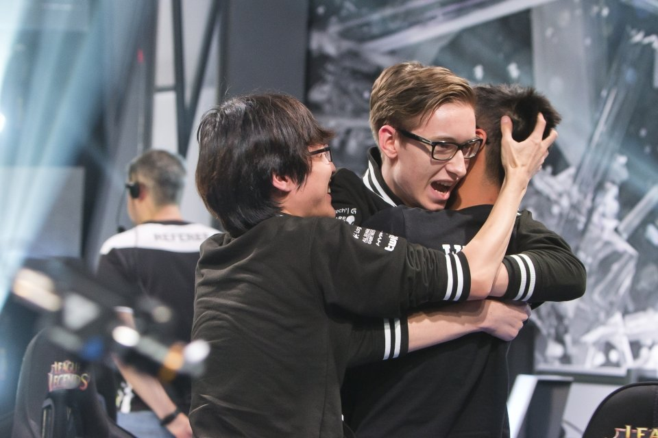 Bjergsen Lustboy Turtle post win