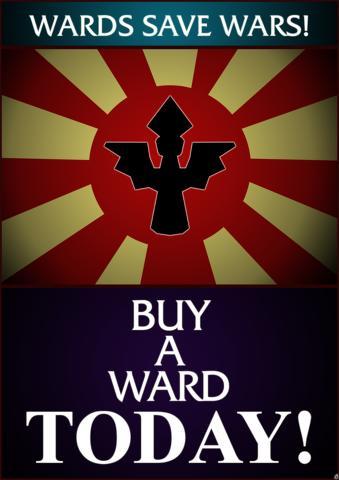 Buy me a ward