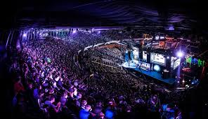 Cologne crowd