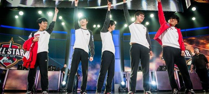 Korea win