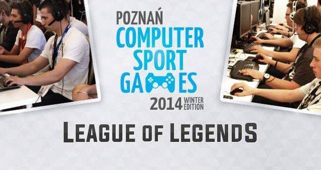 Poznań Computer Sport Games