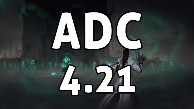 Tier Lista ADC - Patch 4.21