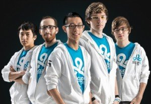 Cloud 9 team