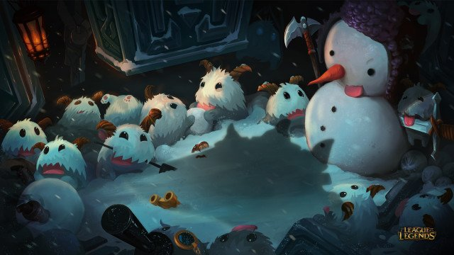 Showdown poro