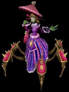 Priscilla-The-Spider-Queen