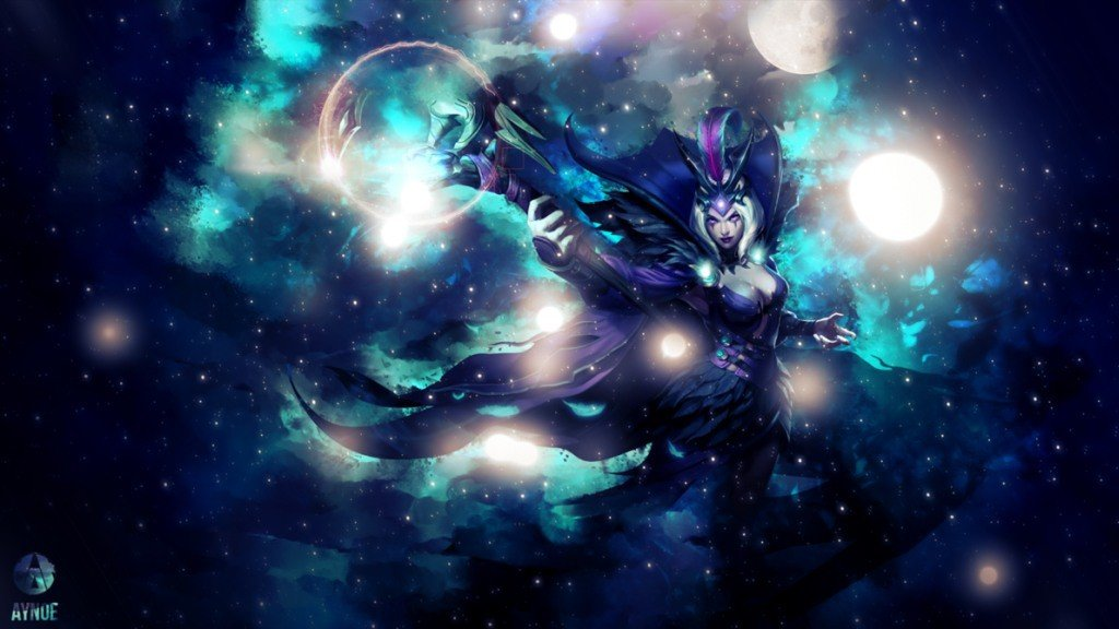 ravenborn_leblanc___league_of_legends___wallpaper_by_aynoe-d848mu3