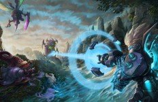 video games league of legends fantasy art teemo artwork ezreal lulu the fae sorceress khazix baron nashor_wallpaperwind.com_22