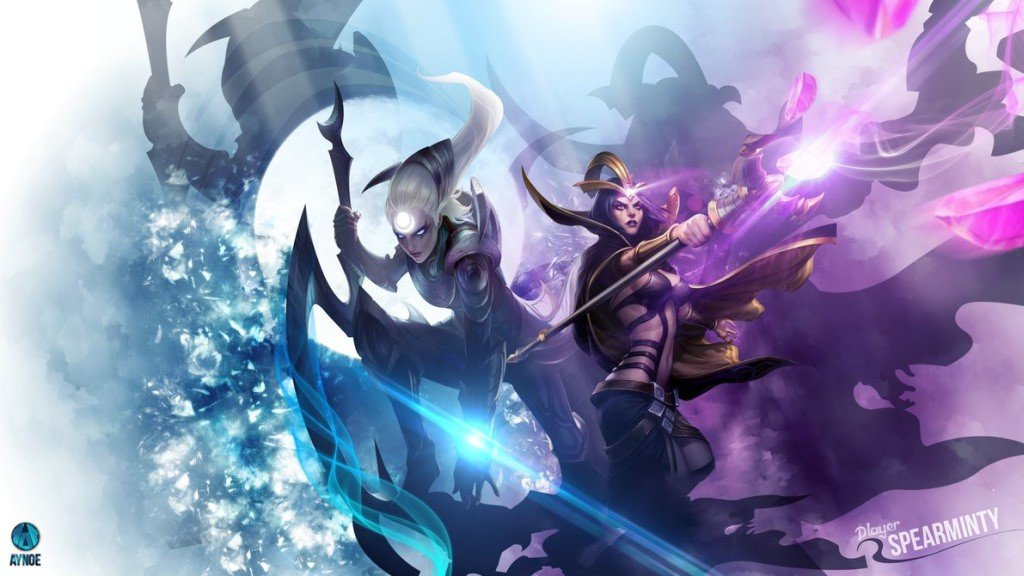 wallpaper_hd___leblanc_diana___league_of_legends_by_aynoe-d84u7hs