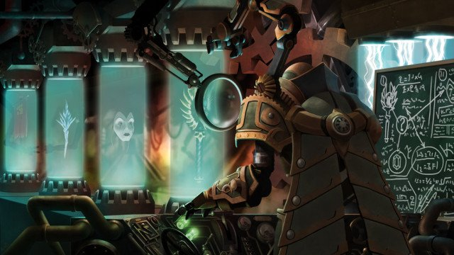 League-Of-Legends-Viktor-In-Science-Lab-Wallpaper