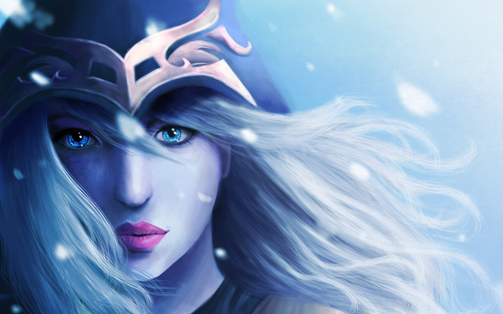 ashe-art-league-of-legends-wallpaper-1920x1200