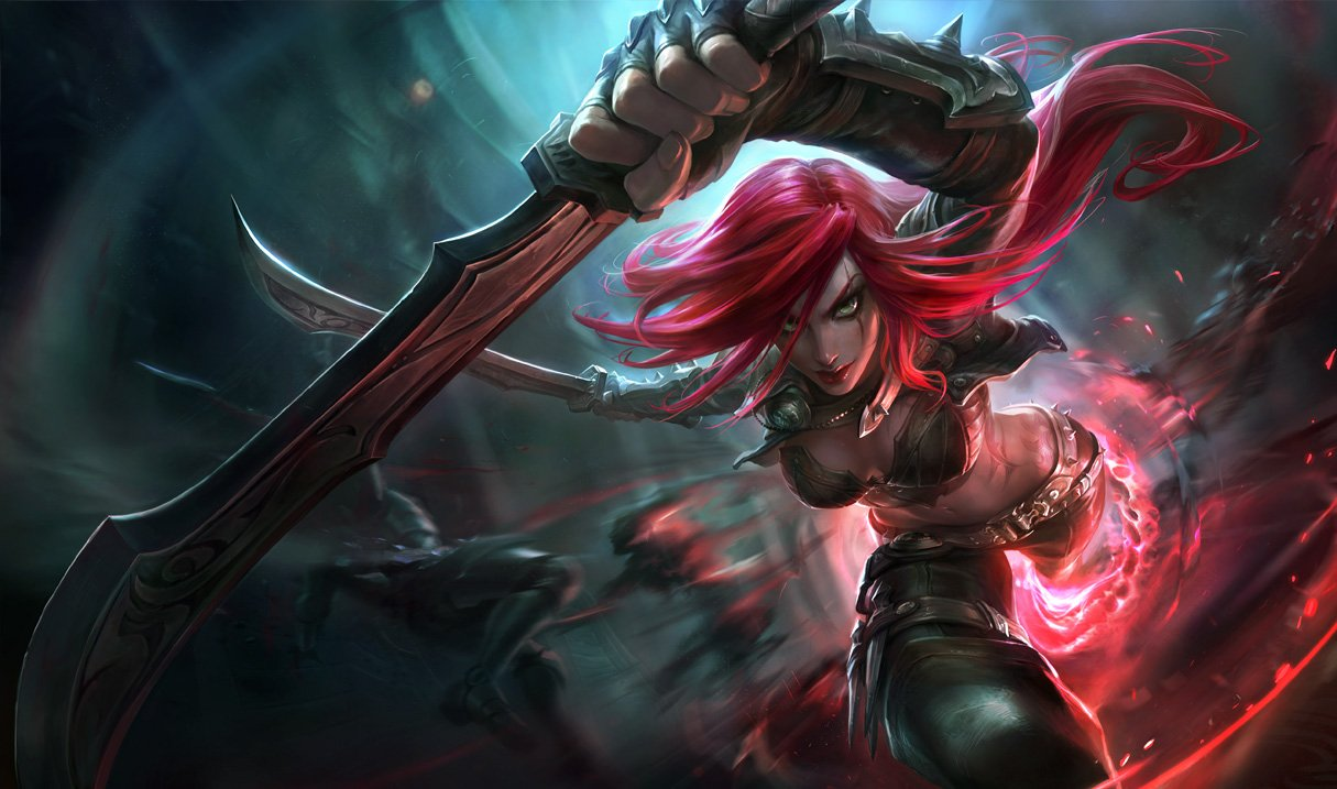 katarina splash