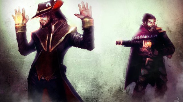 Graves vs Twisted Fate