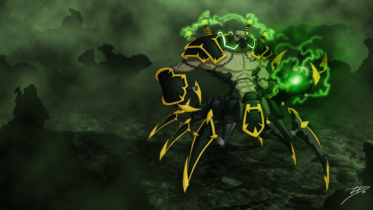 Urgot the powerful
