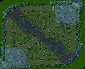 mapa sezon 1