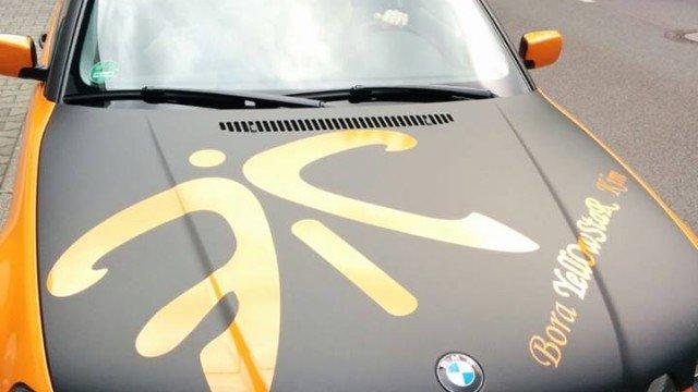 BMW Fnatic 1