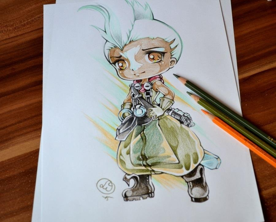 ekko__the_chibi_who_shattered_time_by_lighane-d8szf13