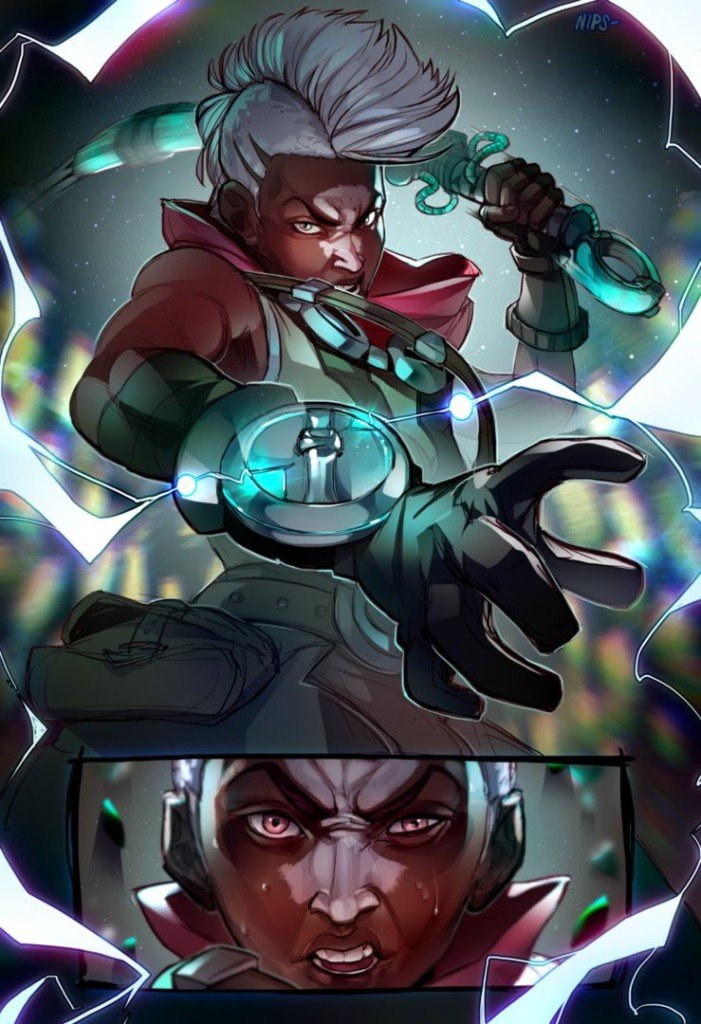 _lol__ekko__by_n1ps-d8thfka