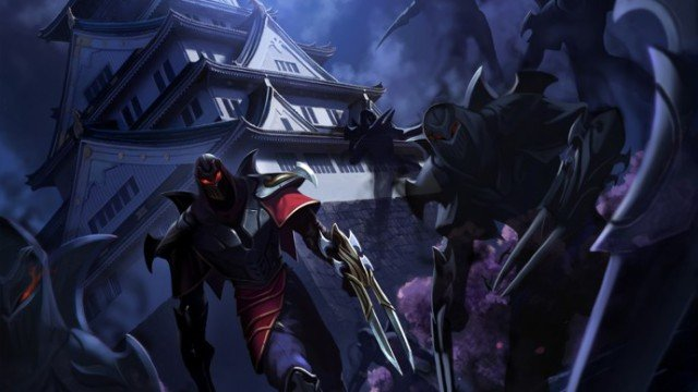 Zed is coming