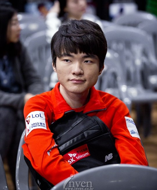 Faker is ON