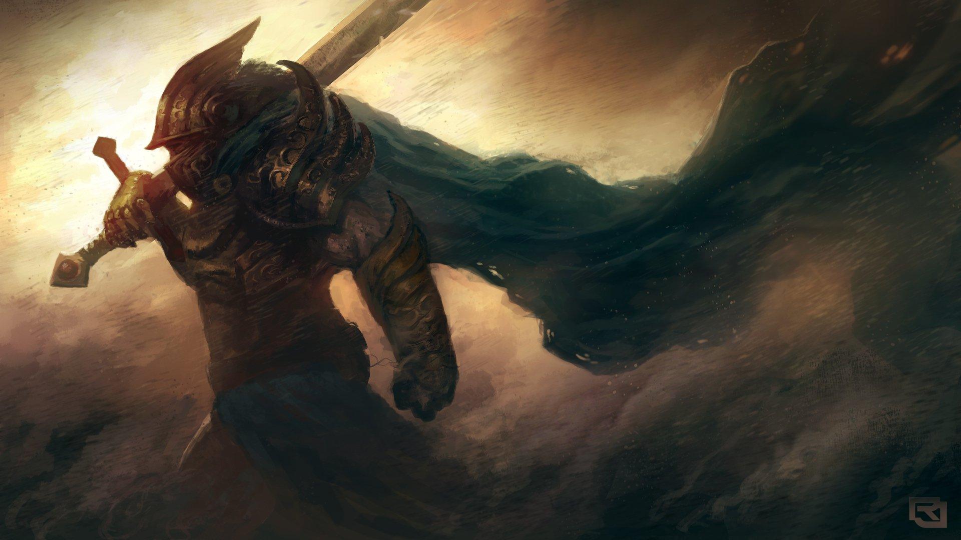 art_warrior_armor_helmet_sword_wind_storm_95288_1920x1080