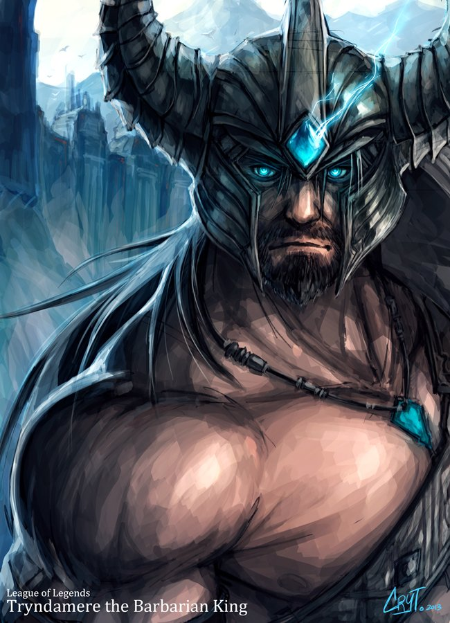 tryndamere_by_cryonition-d6igxm3