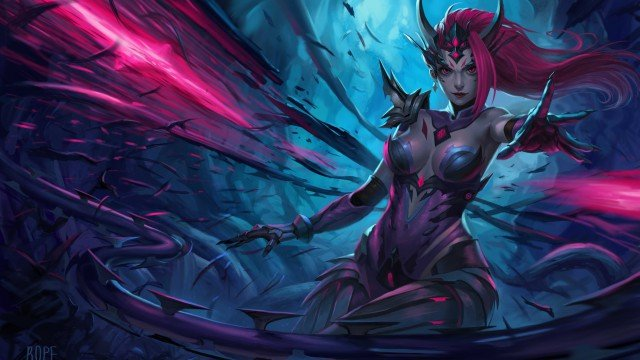 48 - 23 Headhunter Zyra  Ropeplay