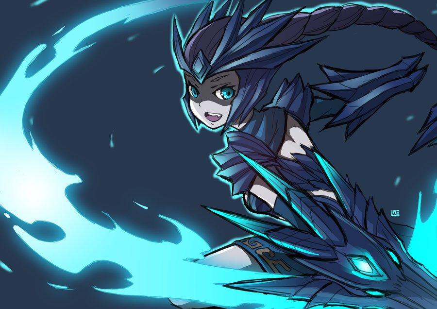 56 - Ice Drake Shyvana