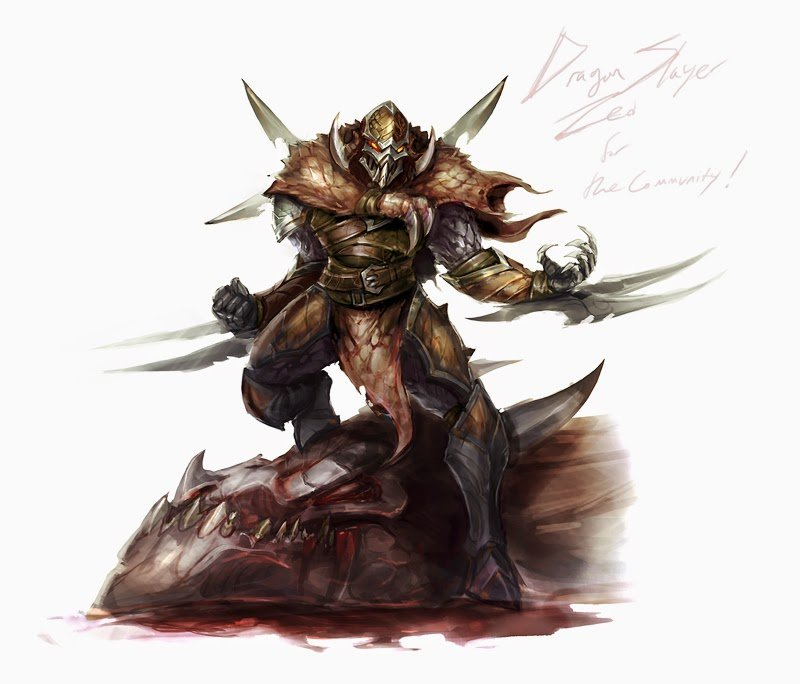 DragonSlayerZed
