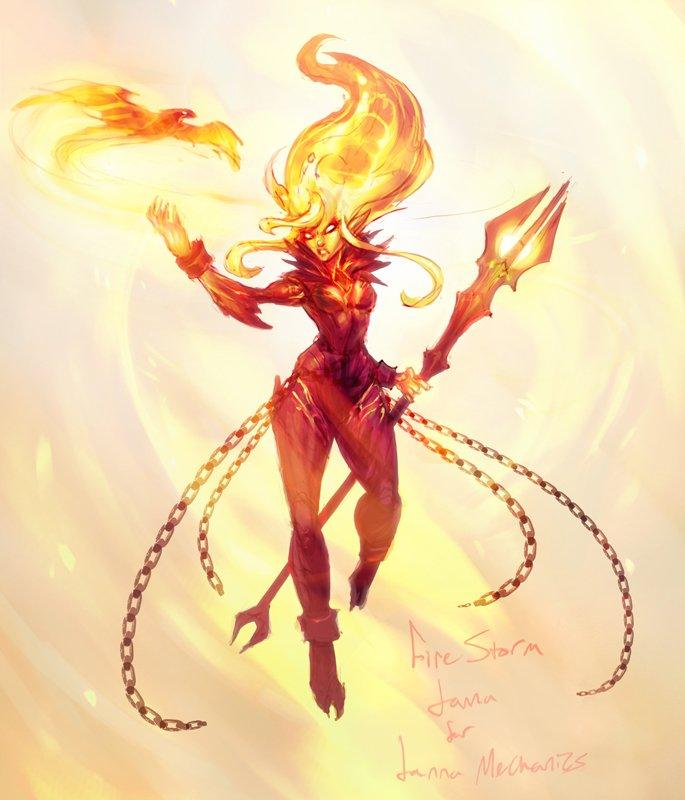 FirestormJanna