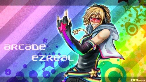 ezreal_arcade